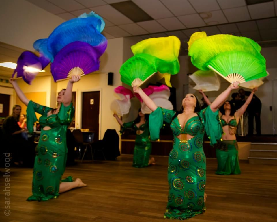 Bellydance show helps to unite cultures